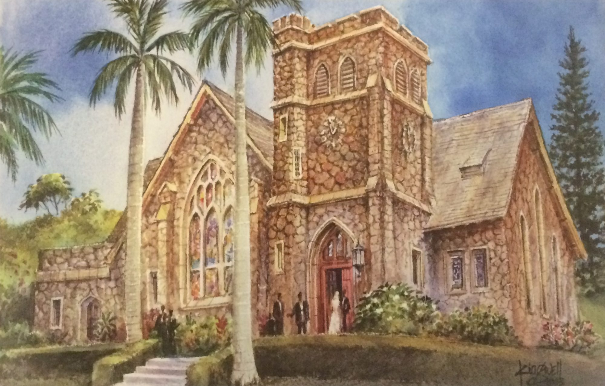 Makawao Union Church