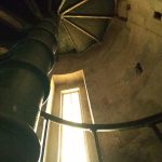 Spiral Staircase going to Tower